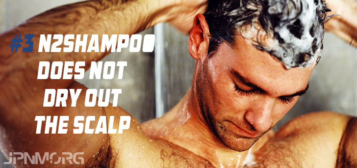 best natural shampoo for hair loss