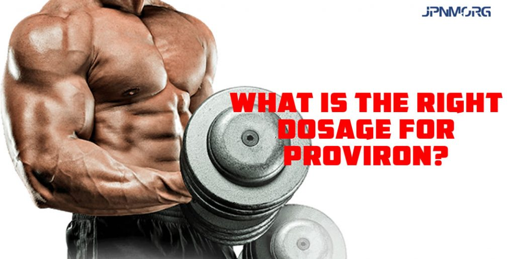 proviron dosage